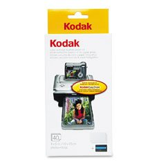 Genuine Kodak (1231349) Photo Paper Kit - includes Color ...