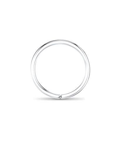 Hoops Seamless Nose Rings 5/16