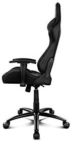 Drift DR125B - Silla Gaming Profesional, (Poilipiel Alta Calidad, Ergonómica), Color Negro 24