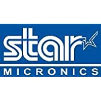 Star Micronics 37999440 Model SP742MW Impact Friction Printer, Cutter, Wi-Fi, Internal Power Supply Included, Rewinder/Journal, Gray