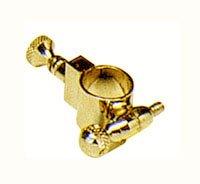 Soporte atril de trompeta Ø14 mm Dorado by Samba (Image #1)