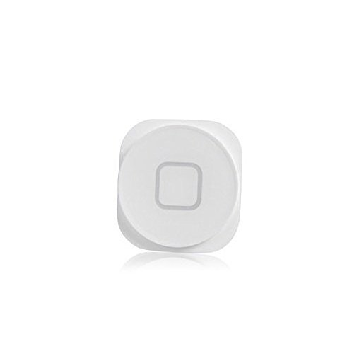 Goliton New home button key keypad for Apple iPod Touch 5 5th Gen - White (Ipod Keypad Touch)