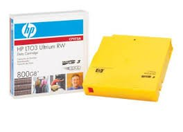 HP LTO Ultrium 3 Tape Cartridge (C7973A) - from HP