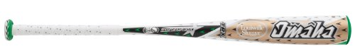 Louisville Slugger Senior League 2013 2 5/8-Inch Omaha Baseball Bat, 27-Inch/17-Ounce