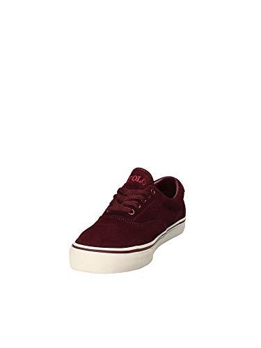 Uomo 816710039002 Ralph Sneakers Bordeaux Polo Lauren qI8wYWf