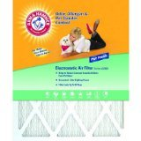 Arm and Hammer AF-AH1212 12-Inch by 12-Inch by 1-Inch Pet Fresh Pet Protection Air Filter