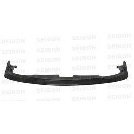 Seibon Front Carbon Fiber TT-Style Lip Spoiler Subaru WRX STI - Lip Front Seibon Carbon