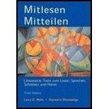 Mitlesen Mitteilen: Literarische Texte Zum Lesen, Sprechen, Schreiben und Hören - Textbook Only