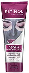 Skincare Ldel Cosmetics Retinol Purifying Charcoal Mask