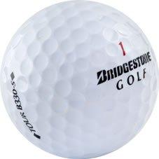 B330 Mint - 24 Mint Bridgestone Tour B330-S Used Golf Balls - Two Dozen