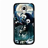 Delicate Visual Cover Shell The Nightmare Before Christmas Phone Case for Samsung Galaxy S4 Mini Anime Pattern Cover Case