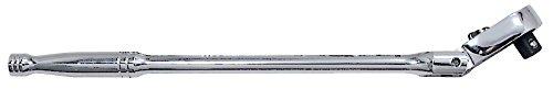 Jet 671943-3//8 Dr Flex Head Ratchet Wrench-Heavy Duty