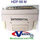 HPDB68 Male, External Terminator One End, - Drive Differential Scsi Hard