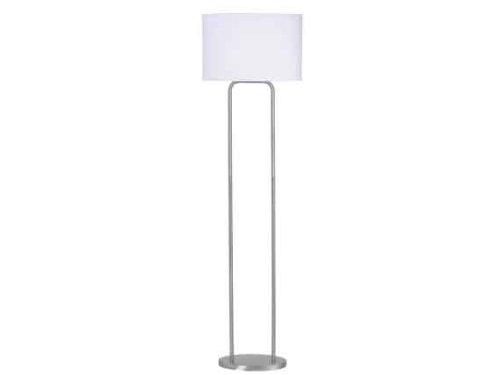 Kenroy Home 32109BS Duet Floor Lamp