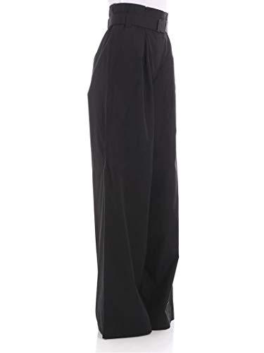 Algodon Mujer Negro B09106969000 Pantalón N°21 pgq6WS