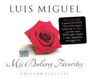 Mis Boleros Favoritos : Edicion Especial CD+DVD (Por Tu Amor Dvd)