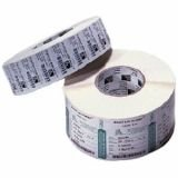 Zebra Label Paper 3 x 1in Thermal Transfer Zebra Z-Select 4000T 3 in core