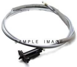 Genuine Hyundai 81590-25001 Fuel Filler Door Catch and Cable Assembly