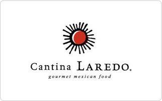 Cantina Laredo Gift Card ($50)