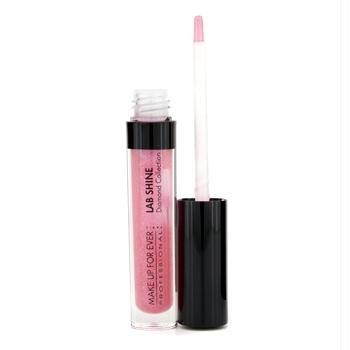Lab Diamond Collection Shine (Lab Shine Diamond Collection Shimmering Lip Gloss - #D10 (Fresh Pink) -)
