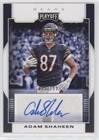 Adam Shaheen #93/199 (Football Card) 2017 Panini Playoff - Rookie Signatures #RS-AS