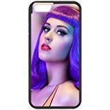 Personalized Diy Cutstomize Katy Perry case for iphone 6 (4.7 inch) LIULAOSHI(TM) [Pattern-1]