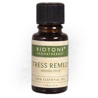 (BIOTONE Stress Remedy 1/2 oz - Essential Oil)
