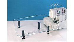 Sew Steady 18in. x 18in. Extension Table for Sergers(please email make and model of - Table Serger