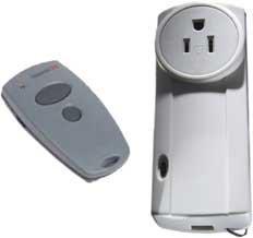 Marantec 73870 - 315 MHz Deluxe 2 Wire External Plug in Receiver Kit