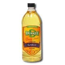 Durkee Garlic Liquid - 32 oz. bottle, 6 per case