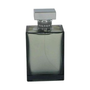 (ROMANCE SILVER Men TESTER Eau de Toilette 3.4 Spray)