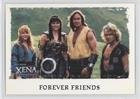 Forever Friends (Trading Card) 2004 Rittenhouse Art and Images of Xena: The Warrior Princess - [Base] #22