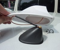 Shark Fin Aerial AM/FM Antenna (Black) Fully functional replacement motorlicious