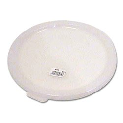 Cambro Lid For 6/8 Quart Poly Container (11-0469) Category: Food Storage Round Containers