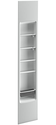 KOHLER K-97631-95 Choreograph Shower Locker Storage, 14
