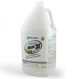 Benefect - Decon 30 Disinfectant - *4 Gallons = 1 Case* - 20476 by Benefect