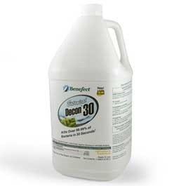 Benefect - Decon 30 Disinfectant - *4 Gallons = 1 Case* - 20476
