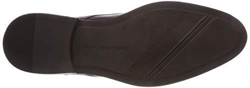 coffee Hombre 211 De Essential Marrón Boot Tommy Para Derby Zapatos Cordones Hilfiger Leather FwPpT