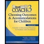Choosing Outcomes & Acccommodations for Children (3rd, 12) by Giangreco, Michael F - Cloninger, Chigee J, PhD - Iverson, [Paperback (2011)]