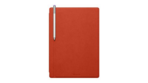 Microsoft Type Cover Keyboard/Cover Case (Flip) for Tablet - Bright Red GV7-00004 by Microsoft