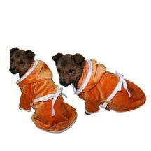 Dog Bathrobe by FM PETS