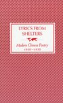 Lyrics from Shelters : Modern Chinese Poetry, 1930-1950, Yip, 0824000455