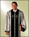 Pulpit Robe --Bishop H-55