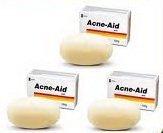 3 X 100g Stiefel Acne-aid Soap Bar Deep …