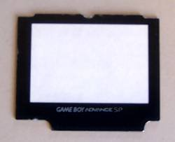 Replacement Screen Lens for Game Boy Advance Sp
