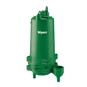 Myers ME50S-11 Effluent Pump, 120 gpm, 2