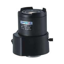 Computar TG4Z2813FCS-IR 0.33-Inch Varifocal lens 2.8-12mm F1.3 Auto Iris DC Drive Day/Night Infrared (Auto Iris Dc Drive)