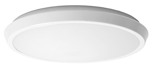 Awesome GE Lighting 33741 LED 15 Watt 1000 Lumen 9 Inch Indoor Flush Mount Ceiling  Fixture, Direct Wire, Soft White, 1 Pack