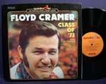 Floyd Cramer: Class Of '73 [Vinyl LP] [4-Channel Quadradisc] [Stereo Compatible] [Cutout]