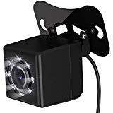 (Car Backup Camera, 170°Wide View Waterproof Vehicles Rear View Reverse Backup Parking Assist Camera HD Night Vision)